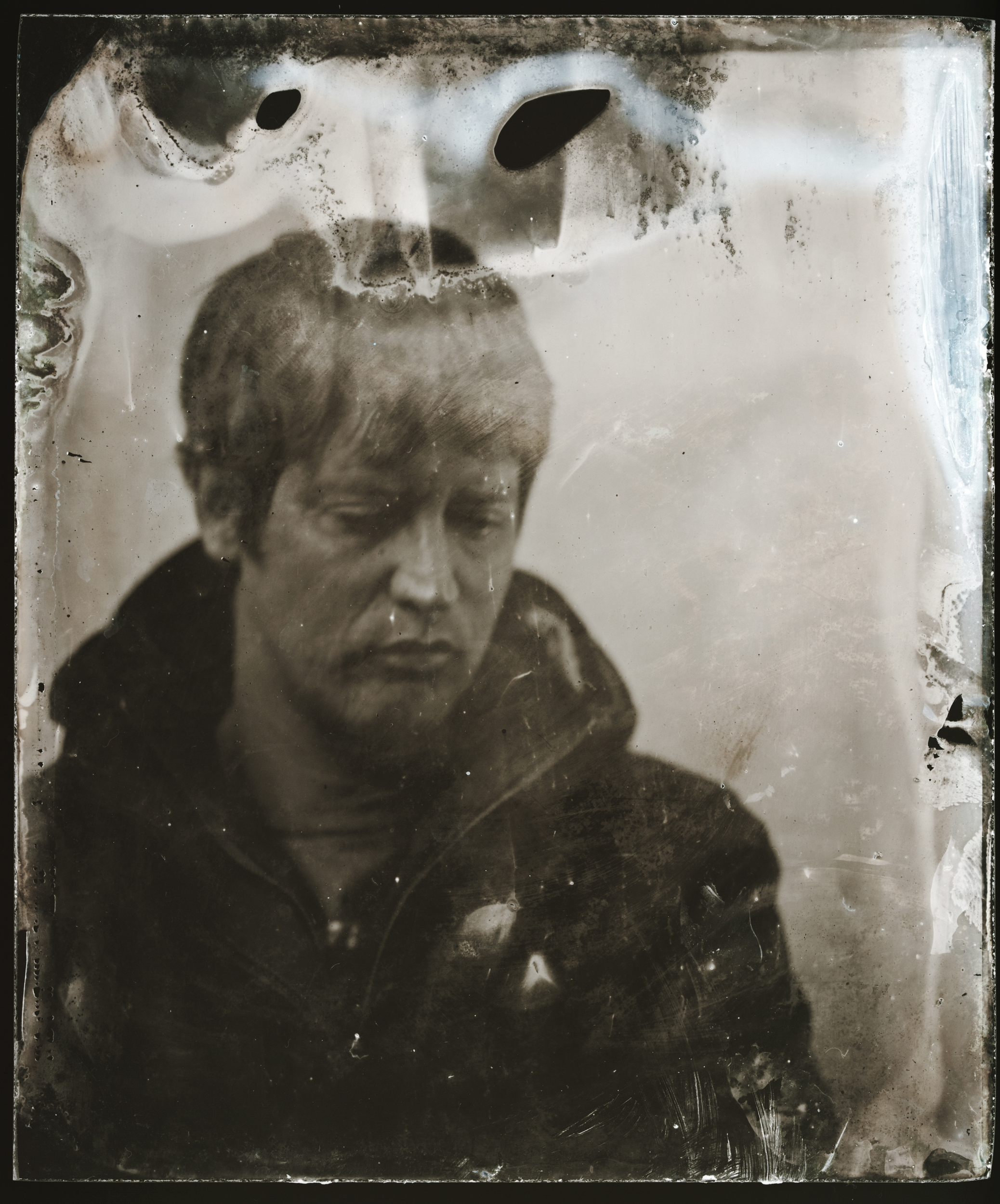 Lesson 1 Wet Glass Plate Photography Requires Uv Light This Is Not Digital